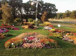 Botanical Garden Station by Display Garden Spooner Agricultural Research Station