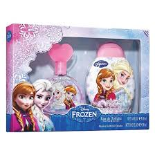 bath gift sets disney s frozen children s eau de toilette and bath gift