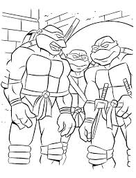ninja turtles 161 superheroes u2013 printable coloring pages