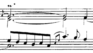 theory ornaments in j s bach s 4th prelude practice