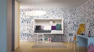 chambre design enfant chambre enfant déco de mur colorée facile et bluffante le