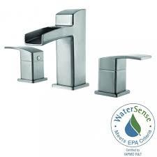 bathroom category waterfall bathroom faucet for modern bathroom