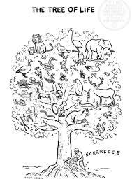 tree symbolism trees and symbolism cartoons the tree of life cartoon