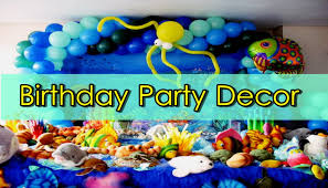 How To Make Birthday Decorations At Home 25 Best Diy Birthday Party Decorations For Kids At Home Youtube