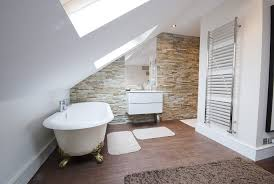 loft conversion bathroom ideas roll top cast iron bath loft conversions ne decoration