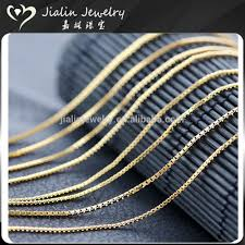 necklace chain metal types images Different types of necklace chains jewelry different types of jpg