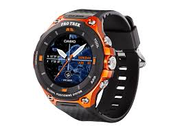 Watch by Casio U0027s New Outdoor Watch Is One Of The First Android Wear 2 0