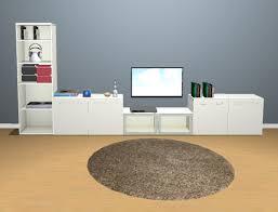 ideen schönes wohnzimmer ikea besta best aufbewahrung mit