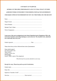 Blank Cover Sheet 8 blank doctors note for workreference letters words reference