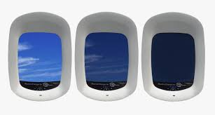 shades are so 2015 these airplane windows tint themselves wired