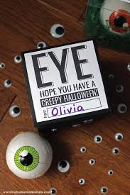 Gift Halloween by Halloween Party Favor And Gift Tag Inspiration Made Simple