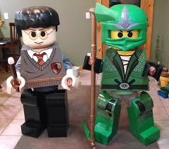 Lego Ninjago Halloween Costume Lego Harry Potter U0026 Green Ninjago Youth Costumes Lego Harry