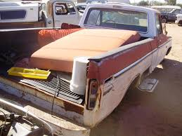 Vintage Ford Truck Salvage Yards - 1976 ford truck f 100 76ft6767c desert valley auto parts