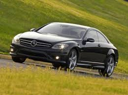 2009 mercedes cl63 amg 2009 mercedes cl63 amg styles features highlights