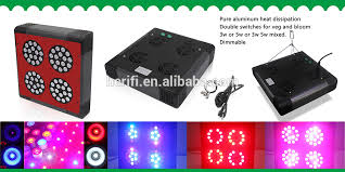 used led grow lights for sale 2016 best indoor grow kits induction light grow 3w 5w chip full