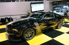 Black Mustang Boss 302 Sema 2012 Steeda Mustang Boss 302 Laguna Seca Mustangs Daily