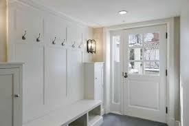 mudroom layout beautiful our new white mudroom lockers for the