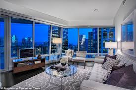 apartments in trump tower vancouver trump tower two bedroom flat on market for 1 3m daily