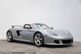 porsche supercar collector quality porsche carrera gt curated