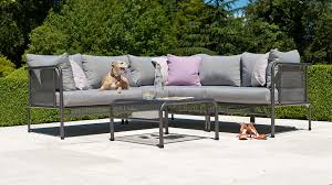 Curved Sofa Uk by Wooden Metal Weave Rattan Garden Furniture Collections