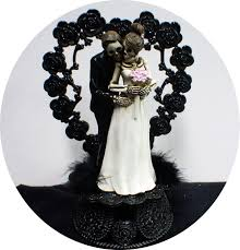 day of the dead cake toppers day of the dead wedding cake topper skeleton