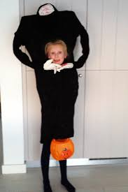 Halloween Costume Headless Man Holding Head Headless Halloween Costume Paintsewgluechew