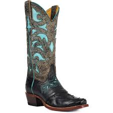 womens quill boots cinch ostrich boots for on sale by cinch boots