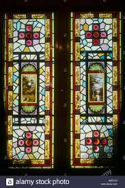 stained glass designs for doors decorative stained glass victorian hand painted front door panel