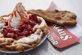 the dish canada u0027s wonderland funnel cake toronto star