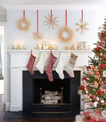 Interior Design Fireplace Living Room 27 Inspiring Christmas Fireplace Mantel Decoration Ideas Digsdigs