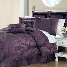 Black Comforter King Bedding Ideas Charming Dark Purple And Black Bedding Bedroom