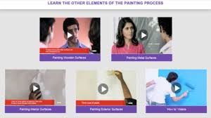the painting process by asian paints surface preparation youtube