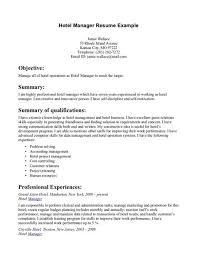hotel front desk sample resume 100 sample resume hotel front