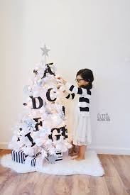 small white christmas tree with lights 33 chic white christmas tree decor ideas digsdigs
