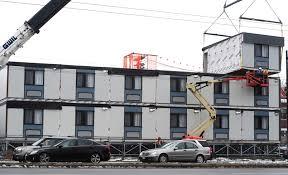 modular units while richmond mulls 40 homes for the homeless 83 modular units