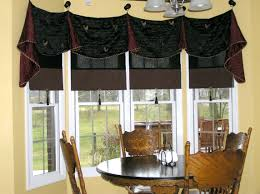 Valances For Bay Windows Inspiration Looking Marburn Curtain Valances A Bay Windowvalance Styles