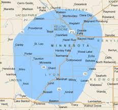 Lake Maps Mn Internet Service Map For Sw Minnesota Towns U0026 Rural Areas