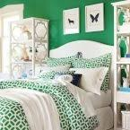 Blue And Green Bedroom The 25 Best Kelly Green Bedrooms Ideas On Pinterest Bedroom