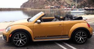 pushing a 2014 volkswagen beetle road test 2017 volkswagen beetle convertible clean fleet report