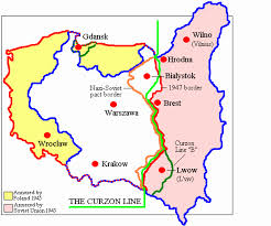 Map Of Poland And Germany by Europe U0027s Refugee Crisis The Last Time U0027round It Was Much Much
