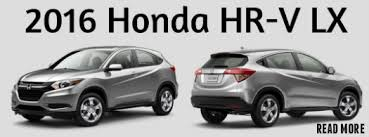difference between honda civic lx and ex what s the difference between the 2016 honda hr v ex and ex l