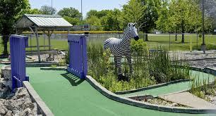 mini golf bureau evergreen mini golf eat effingham convention visitor bureau