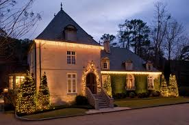 merry and happy holidays from outdoor lighting