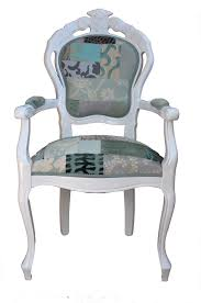 Wooden Chair Patchwork Design Icon Chairs Dsw Patchwork And Wooden - Designer chairs for bedroom