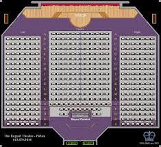 regent theatre floor plan what s on stage the regent theatre call us 613 476 8416