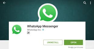 Play Store Whatsapp 2 12 365 Stable Apk Available From Play