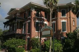 galveston haunted houses ashton villa mansion hauntedhouses com