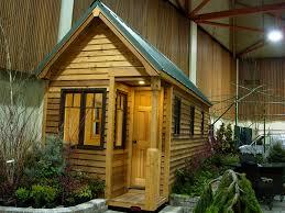 bungalow sale stick built tiny house show model architecture
