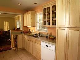 Maple Kitchen Cabinets Pine Kitchen Cabinet U2014 Jen U0026 Joes Design Best Rustic Unfinished