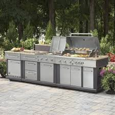 master forge modular outdoor kitchen set lowe u0027s canada alcide